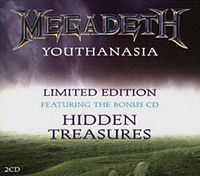 Youthanasia [Limited Edition featuring Hidden Treasures] (Capitol Records)