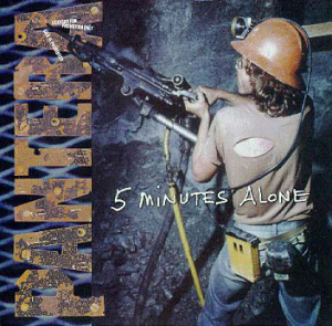 5 Minutes Alone (East West Records)