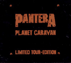 Planet Caravan Tour Edition (East West Records)