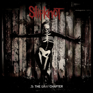 .5: The Gray Chapter (Roadrunner Records)