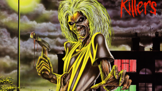 IRON MAIDEN • Killers (1981 - Retro-Chronique)