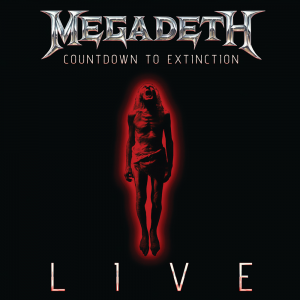 Countdown To Extinction: Live (Capitol Records / Universal Music / Tradecraft Records)