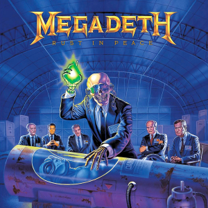 Rust In Peace (Capitol Records)