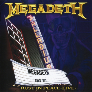 Rust in Peace Live (Shout! Factory)