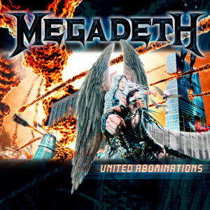 United Abominations (Roadrunner Records)