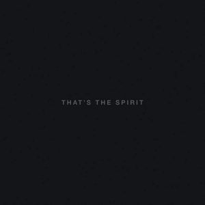 That's The Spirit (Sony Music / RCA)