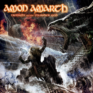 Twilight of the Thunder God (Metal Blade Records)