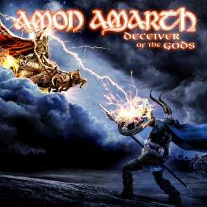 Deceiver of the Gods (Metal Blade Records)