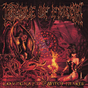 Lovecraft & Witch Hearts (Music For Nations)