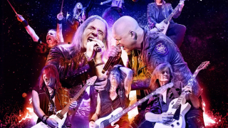 "HELLOWEEN • ""United Alive In Madrid"""