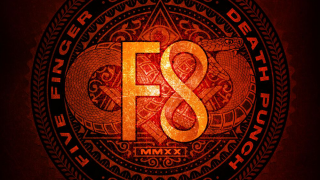 "FIVE FINGER DEATH PUNCH • ""F8"""