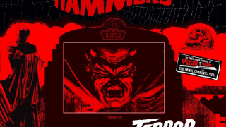 "BLOODY HAMMERS • ""Songs Of Unspeakable Terror"""