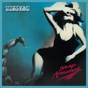 Savage Amusement (Mercury Records / Harvest Records)