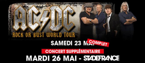 AC/DC @ Stade de France - Saint-Denis, France [26/05/2015]