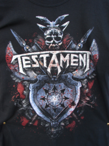 Testament @ Den Atelier - Luxembourg, Luxembourg [11/06/2015]
