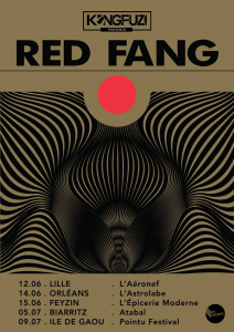 Red Fang @ L'Atabal - Biarritz, France [05/07/2017]