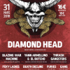 Concerts : Diamond Head