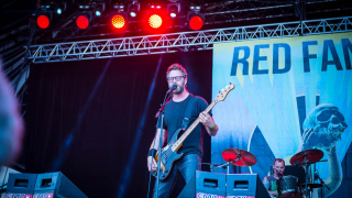 RED FANG @ Hellfest (Mainstage 1)