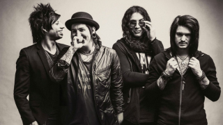 "ESCAPE THE FATE - ""Hate Me"" Nouvel album, tournée et extrait"