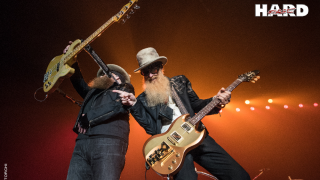ZZ TOP + BEN MILLER BAND @ Bordeaux (Patinoire Meriadeck) © Richard Storchi