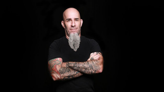 Scott Ian (ANTHRAX) Une émission à la radio
