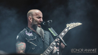 Scott Ian (ANTHRAX) Un second livre en cours