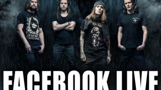 CHILDREN OF BODOM Live sur Facebook