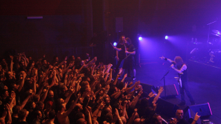 CHILDREN OF BODOM + FOREVER STILL + ONI @ Oignies (Le Métaphone)