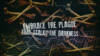 "LOCK UP ""The Plague That Stalks The Darkness"" (Lyric Video)"