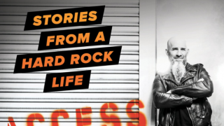 "Scott Ian • ""Access All Areas : Stories From A Hard Rock Life"""