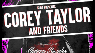 "Corey Taylor & Friends • Le ""juke-box hero"" en live"