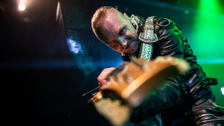BACKYARD BABIES + AUDREY HORNE + THUNDERMOTHER + SATAN TAKES A HOLIDAY @ Toulouse (Le Metronum)