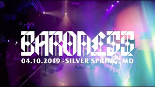 "BARONESS • ""Shock Me"" (Live @ Silver Spring 2019)"