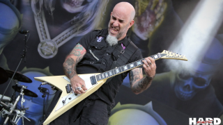 ANTHRAX • Le grand déballage de Scott Ian