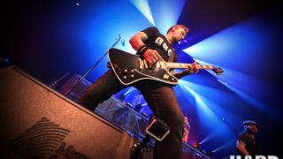 VOLBEAT + BARONESS • @ Belval - Luxembourg (Rockhal)