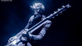 GHOST + TRIBULATION + ALL THEM WITCHES @ Toulouse (Le Zénith)
