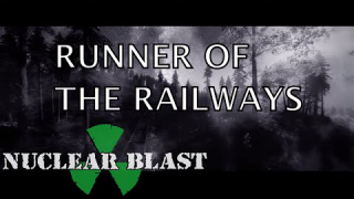"Marko Hietala • ""Runner Of The Railways"" (Lyric Video)"