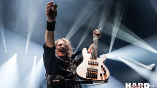 David Ellefson • Un single en faveur de l'Italie