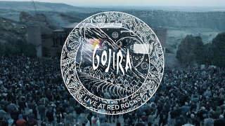 GOJIRA • Live @ Red Rocks Amphitheater
