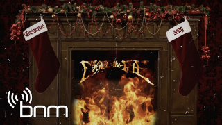 "ESCAPE THE FATE • ""Christmas Song"" (Lyric Video)"