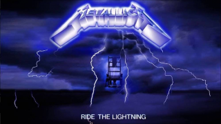 "Explication de Textes  • METALLICA : ""Ride The Lightning"""
