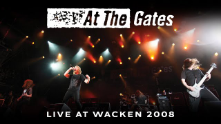 AT THE GATES • Live @ Wacken Open Air 2008 (concert complet)