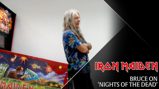 "IRON MAIDEN • ""Nights Of The Dead"" (Trailer)"