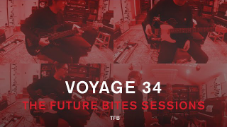 "Steven Wilson • ""Voyage 34"" (The Future Bites Sessions)"