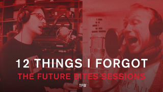 "Steven Wilson • ""12 Things I Forgot"" (The Future Bites Sessions)"