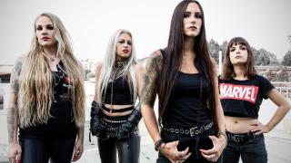 "NERVOSA • ""Under Ruins"", un nouveau single"