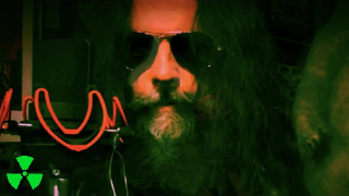 "ROB ZOMBIE • ""The Eternal Struggles Of The Howling Man"""