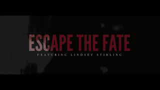 "ESCAPE THE FATE Feat. Lindsey Stirling • ""Invincible"""