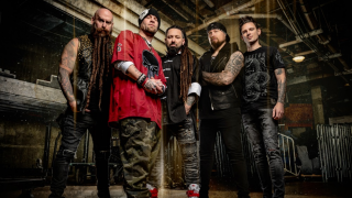 "FIVE FINGER DEATH PUNCH  Un nouveau clip tourné pour ""Darkness Settles In"""