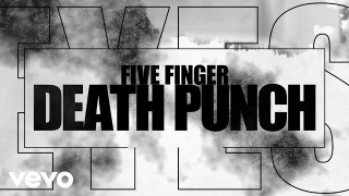 "FIVE FINGER DEATH PUNCH ""Dot Your Eyes"" (Lyric Video)"